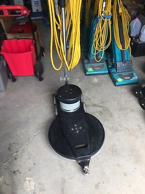 Pacific Furry 2000S Ultra high Speed Buffer/Burnisher. Units Tested & Working