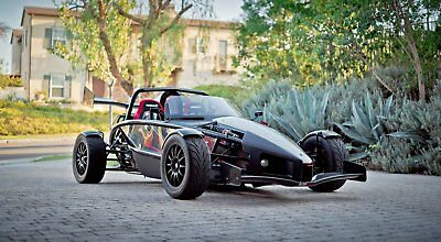 2010 Ariel Atom 3 K20 Supercharged CA Street Legal!  Heavily optioned!