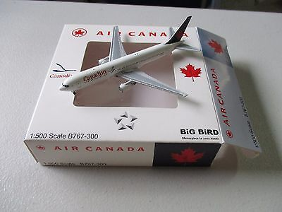 Big Bird   Canadian Airlines  767 -300  Air Canada & Canadian Airlines hybrid