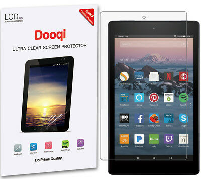 """3X Matte Screen Protector Film For Amazon Fire HD 8 Tablet (2018/2017 Release)"""""""