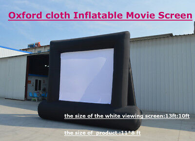 13*10 ft Inflatable Advertising Screen Movie Screen Large Inflatable HOME YARD