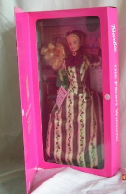 Barbie THE FRONT WINDOW A Grolier Special Edition Late 1800's dress Doll