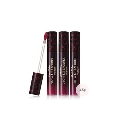 SkinFood - Plum Mellow Glow Lip Lacquer