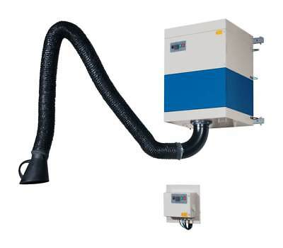 Allclear Caremaster German Made Stationary Fume Extractor System With 3M Hose