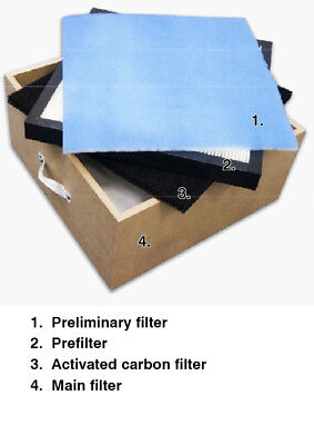 Allclear Filter Mats (Set Of 10) For Clearmaster