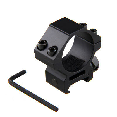 Hunting High Profile 30mm Ring 21mm Dovetail Rail Scope Mount For Riflescope NEW