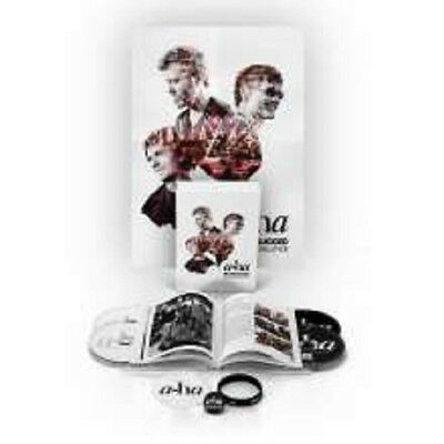 a-ha MTV Unplugged Summer Solstice 3 Disc including Blu-ray New CD