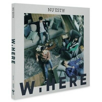 Nu'est W - [New Album] Still Life Ver. Cd+Poster+Photobook+Card+Preorder Gift