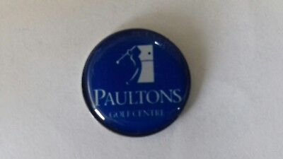 Paultons Golf Club Ball Marker