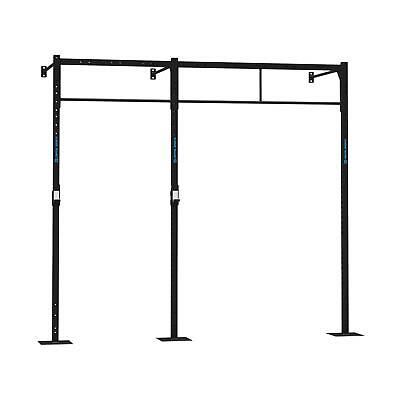 Multi Cross Training Fintess Rack Squat Cage Kraft Station Pull Up 293X110Cm