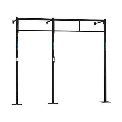 Set Barre Aggiuntive Cross Training Box Crosstraining 3Pu Station 293X270X110Cm