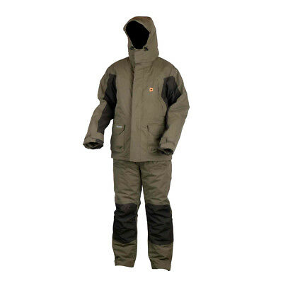 Prologic HighGrade Thermo Suit Waterproof Fishing Combo Suit Jacket +Bib & Brace