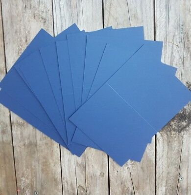 Stampin up! A5 pre-scored card bases x 10 - Night of Navy 120gsm cardstock