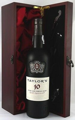 Taylor Fladgate 10 year old Tawny Port (75cls)