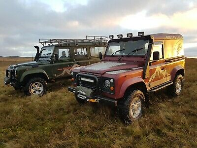 Half day Land Rover Driving Experience with 90 Dirty Adventures (Liverpool) 2019