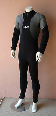 Full Length 5mm Wetsuit for Scuba Diving Back Zip Size Small, Quality Product