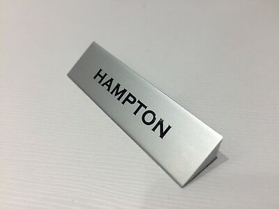 Placa Display Plaque BAUME & MERCIER Watches - Model HAMPTON