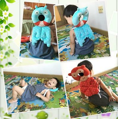 Baby Toddlers Infant Head Pads Protection Adjustable Pillows Cushions Headrest