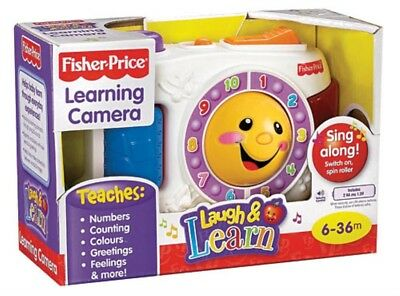 NEW Fisher- Price  Laugh & Learn  Learning Camera from Mr Toys