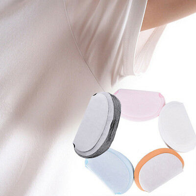 5Pairs Underarm Armpit Sweat Pads Deodorant Absorbing Long Sleeve Clothing WC