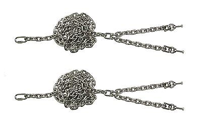 Stainless steel Swing chain, Swing attachment, Suspension, 160, 180, 200, 250 cm