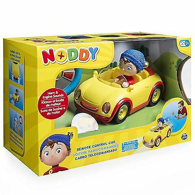 Noddy Toy Remote Control Car RC By Dreamworks Age 2+ Yrs Toddler Childs Toy New