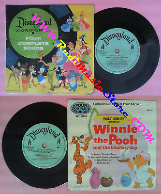 LP 33 7'' WINNIE THE POOH AND BLUSTERY DAY  WALT DISNEY FS-921 no no cd mc dvd