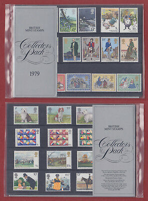 1979 Collectors Year Pack with unmounted mint MNH stamps