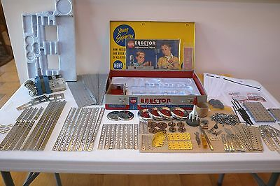 A.C.Gilbert Erector Set Rocket Launcher 1960 or 61