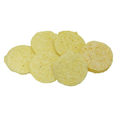 Pack Of Six - Sponges for Aoyue 474 and 2702 Stations Solder Collection Pads