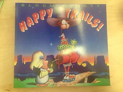 Bloom County     Happy Trails     1st Print    1990