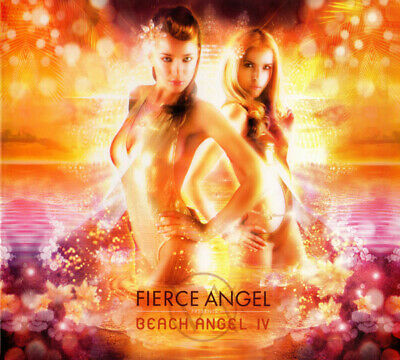 Various Artists / Fierce Angel Presents Beach Angel IV (3 CD) *NEW* CD