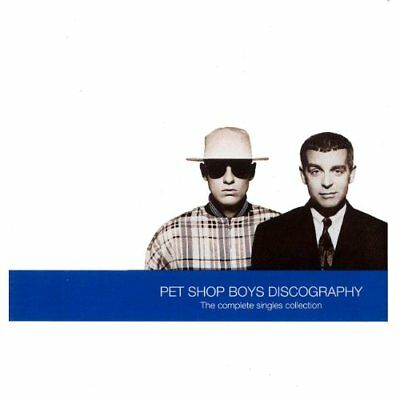 Pet Shop Boys / Discography: Complete Singles Collection *NEW* CD (Best of)