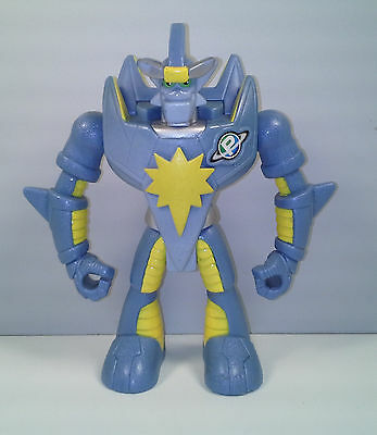 """2007 Star Shooter 6.5"""" Planet Heroes Action Figure"""