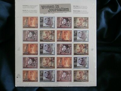 Women in Journalism USPS stamp issue  collectors delight