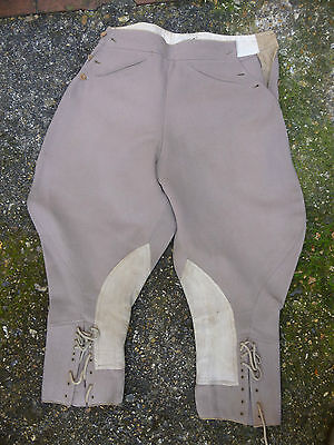 Fantastic Pair 1936 Dated Womens Breeches/jodspurs Land Army Type