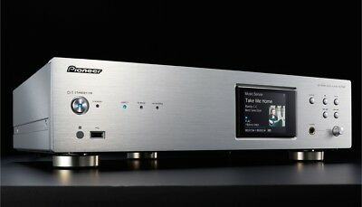 PIONEER N-70AE-S Lettore di rete con wifi dualband, Airplay, Bluetooth, streamin