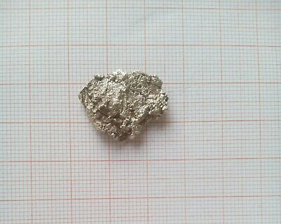 6.32 Grams Large Natural Pure Silver Nugget