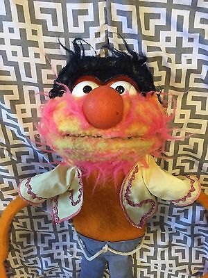 Muppets Animal Puppet 1976-78 / Toys / Collectible / Vintage / Classic