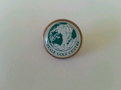 Theale Golf Club Ball Marker