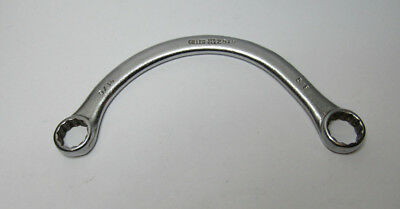 Giller 2518 5/8 9/16 HALF MOON OBSTRUCTION   wrench  USA Made A616