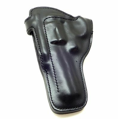 "Holster fits S&W 4"" K Frame, Ruger Speed Six Service 6 Left Hand"
