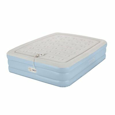 "AeroBed One-Touch Comfort Air Mattress - QUEEN - 17"" - Brand New"