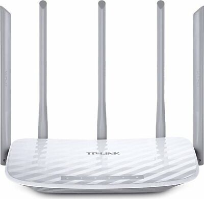 Tp-Link Router Wifi Wireless Access Point 2.4/5 Ghz Wlan WAN AC 1350 ARCHER C60