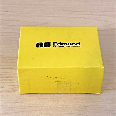 NEW Edmund Optics (EO) 59872 Compact Fixed Focal Length Lens, 35mm