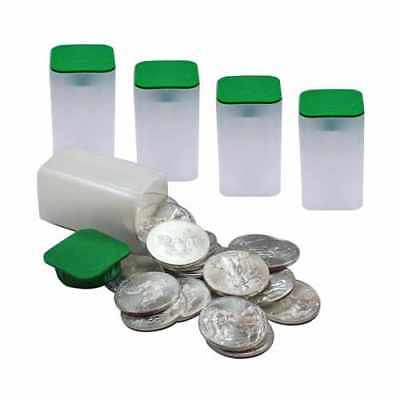 1 oz Silver American Eagle Coins - 5 Rolls (100 Coins)