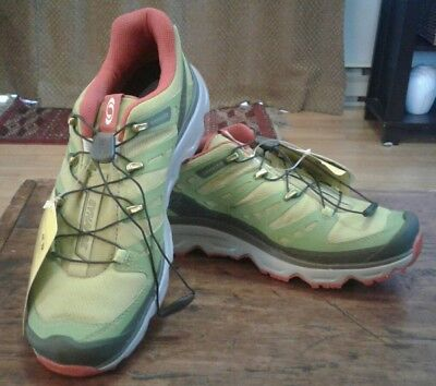 Salomon Synapse Hiking Shoes Men's Size 8 NEW WITH TAGS Ortholite Sneakers