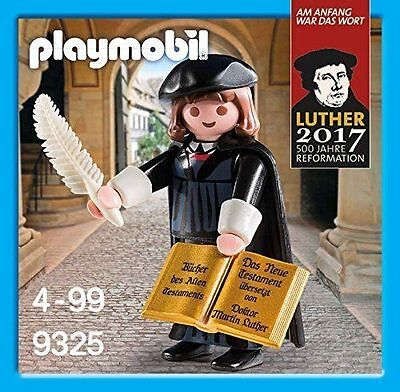 NEW Playmobil 9325 Martin Luther - 500 Years Reformation