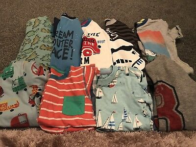 Boys Next Pyjamas including snuggle fit Size 4-5 Years