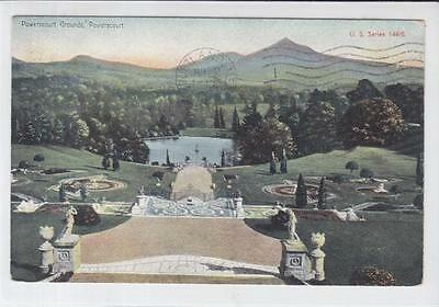 AK Enniskerry, Powerscourt Grounds, 1907